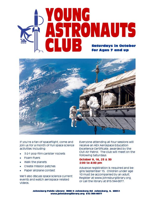 young astronauts club -#main